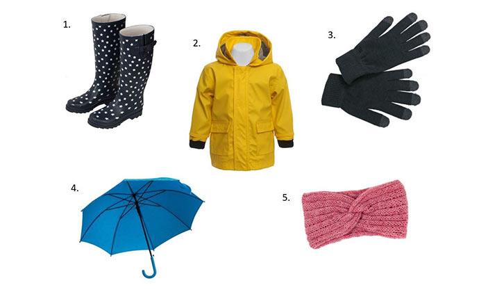 Kleidung für Erwachsene